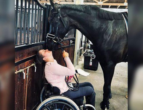 JO : Béatrice de Lavalette, survivante des attentats de Bruxelles et athlète paralympique