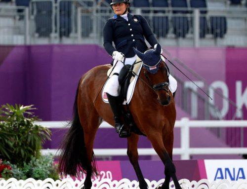 Paralympiques : amputée dans l'attentat de Bruxelles, Béatrice de Lavalette est à cheval à Tokyo